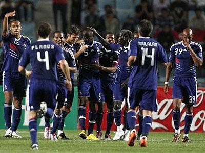 Панов: французам по силам выйти в плей-офф ЧМ