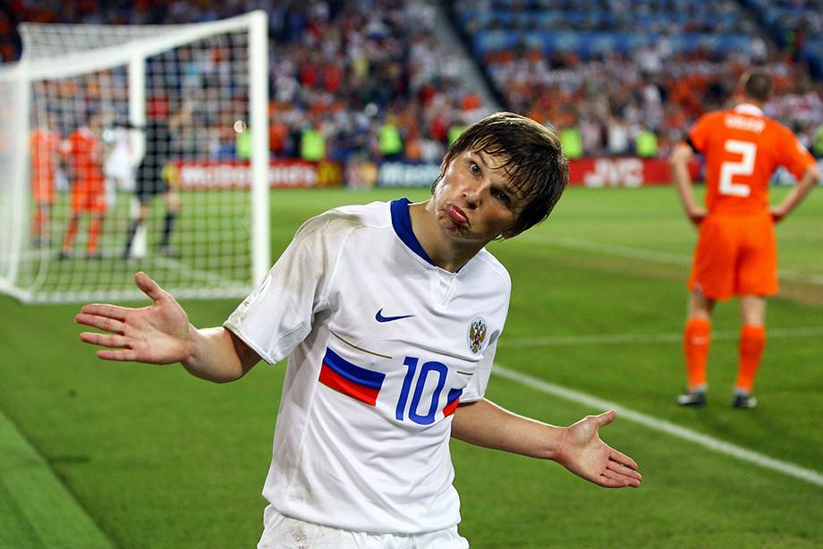 Сегодня вы уснёте в футбольной стране! 5 исторических матчей сборной России