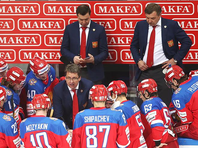 Сборная России объявила расширенный состав на ЧМ-2016