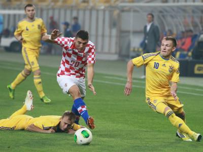 Украина U-21 – Хорватия U-21 – 0:2
