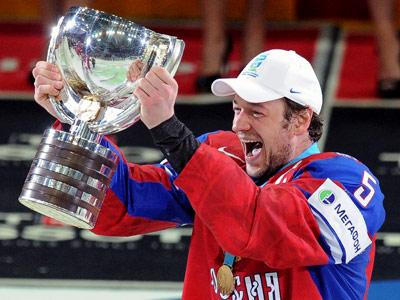 Илья Никулин стал трёхкратным чемпионом мира