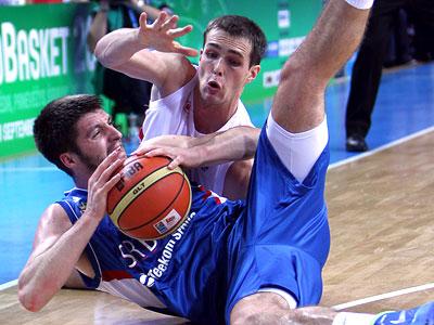 Топ-5 лучших матчей Евробаскета-2011