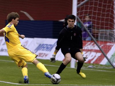 В Кубке Содружества Украина сыграет с Литвой