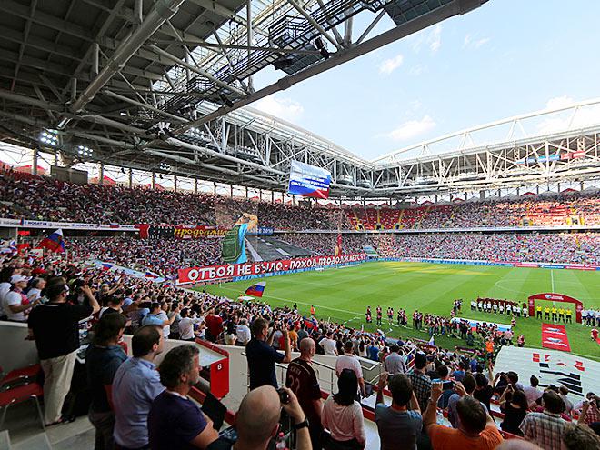 Сёмин и Булыкин идут на матч Россия – Швеция