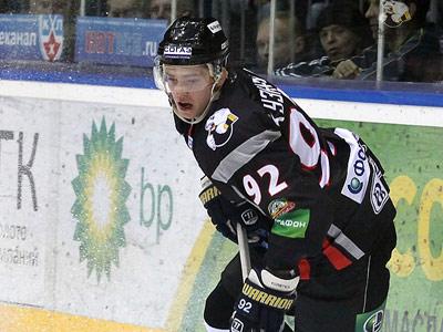 Кузнецов: хоккей — вся моя жизнь