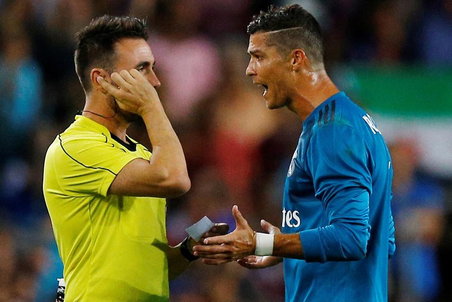 В 10-й раз  вистории «Реал» одержал победу  Суперкубок Испании