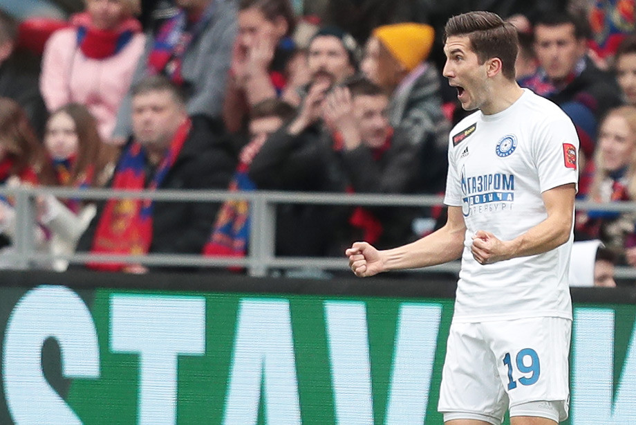 Он начинал сезон в защите, а теперь забивает «Краснодару», «Зениту», ЦСКА