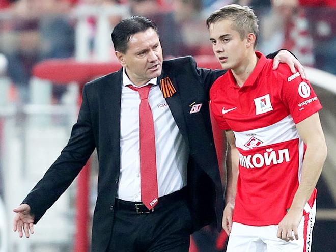 Дмитрий Аленичев и Александр Зуев