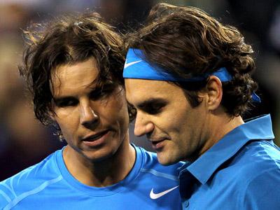 Федерер и Надаль – в одной четверти Индиан-Уэллса
