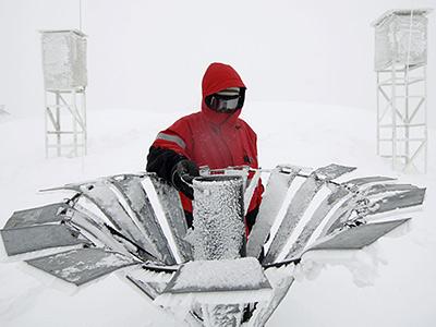 Олимпиада в Сочи. Метеостанция