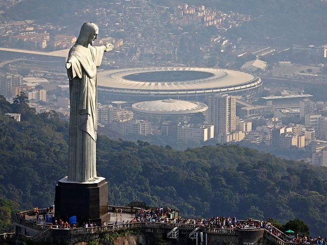 Первые впечатления от пребывания в столице Олимпиады
