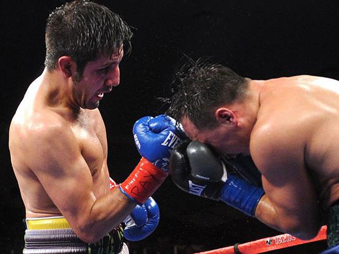 Обзор главных боксёрских боёв 11-12 июня