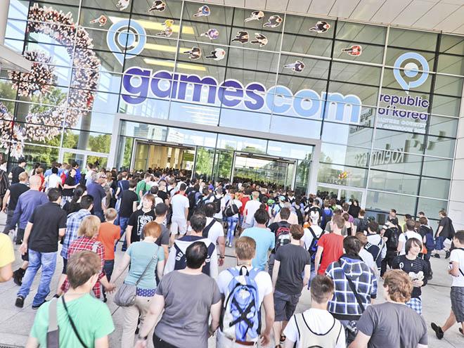 Анонс главной европейской игровой выставки Gamescom 2016
