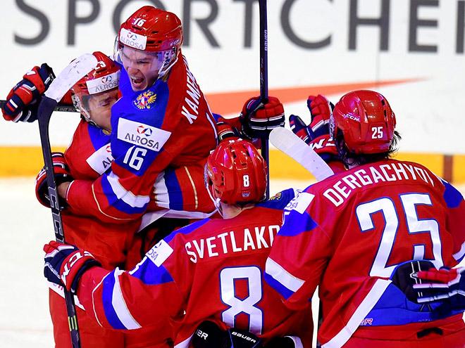 МЧМ-2016. Россия U20 – Дания U20 – 4:3 ДВ