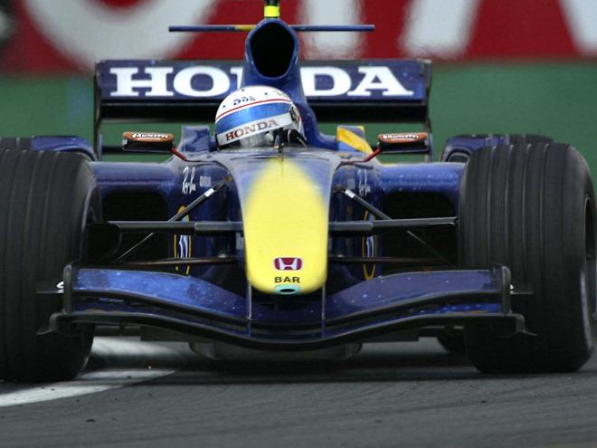 Гран-при Китая-2004: раскраска «БАР»