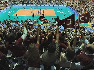 В Анкаре сыграны первые матчи олимпийской квалификации
