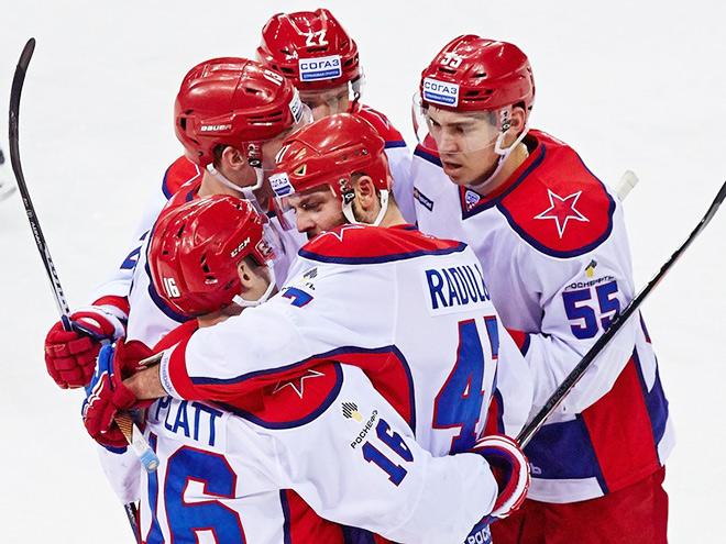 Обзор недели в КХЛ. 1-7.02.2016