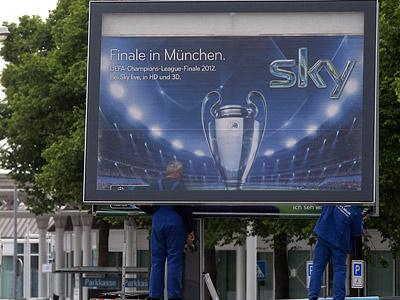 Где посмотреть финал Лиги чемпионов «Бавария» - «Челси»