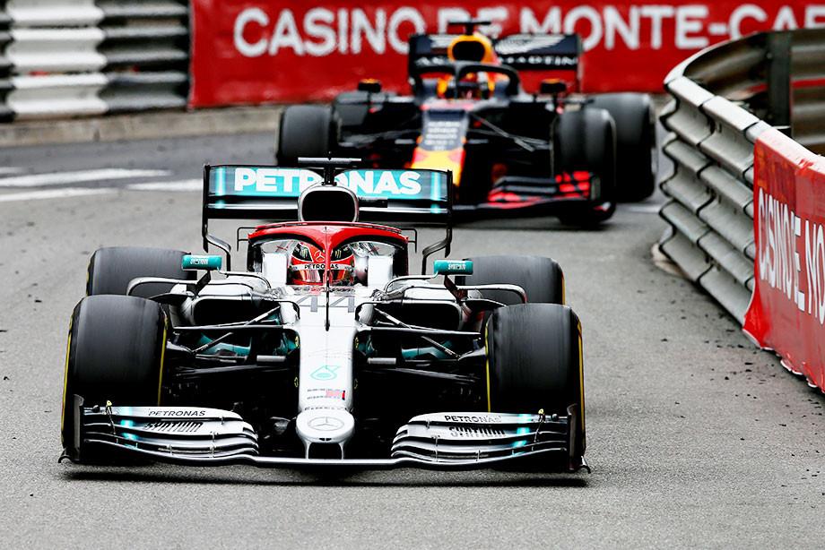 Гран-при Монако: Хэмилтон одержал победу