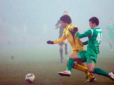 В заключительном матче 23-го тура «Металлист» обыграл «Карпаты»