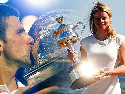 Фотомгновения Australian Open-2011
