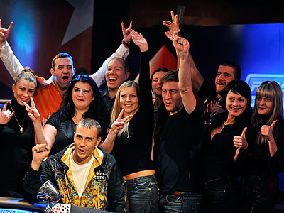 RPS-2010. Гранд-финал. Финальный стол. Часть 2