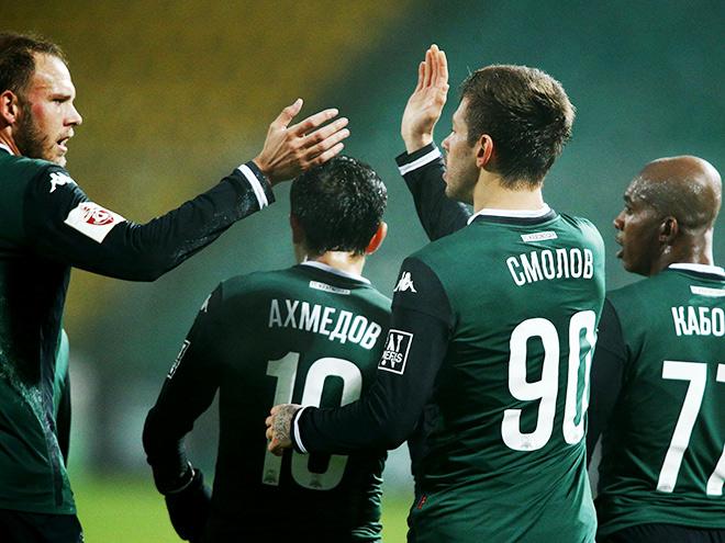 «Краснодар» — ЦСКА — 2:1. Обзор матча