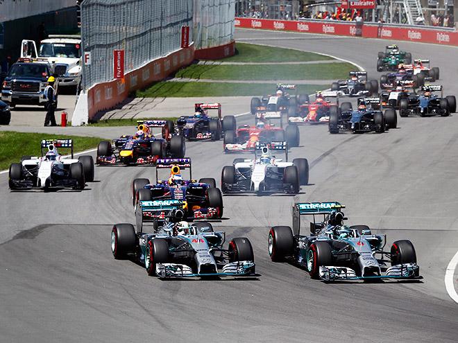 Главные интриги Гран-при Канады Формулы-1