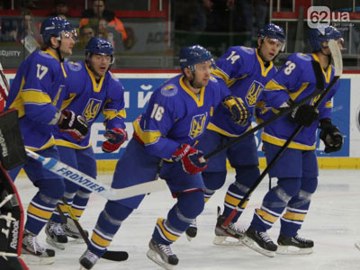 Хоккейная сборная стала второй в Венгрии