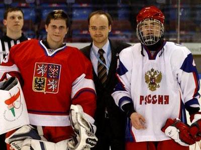 Антипин: чехи не давали играть