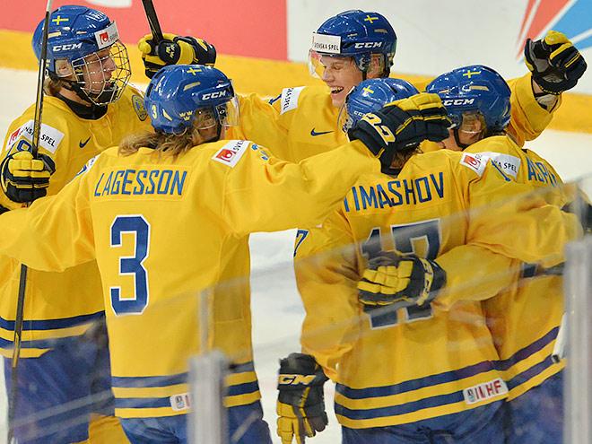 Представление команд ЧМ-2016. Сборная Швеции