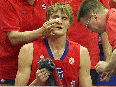 Кириленко: нужно терпеть и не давать себя втянуть в грязный баскетбол