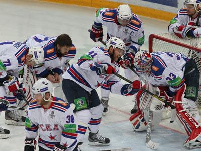 СКА — самый популярный клуб КХЛ
