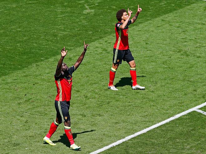 Бельгия – Ирландия – 3:0