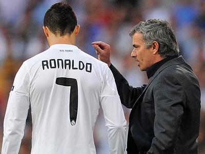 Моуринью встал на защиту Роналду