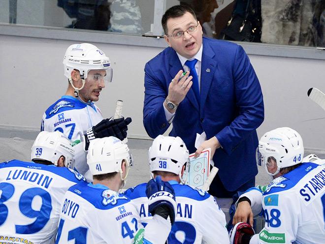 Андрей Назаров вернулся в «Барыс»
