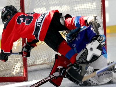 Зеркало российского хоккея