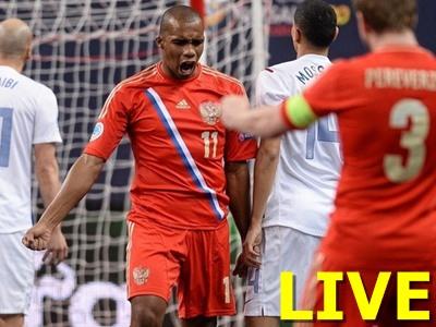 Мини-футбол. Чемпионат Европы. Россия — Португалия
