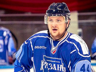 Лучший защитник ВХЛ минувшей недели Владислав Егин