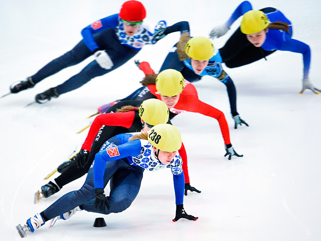 Москва спортивная