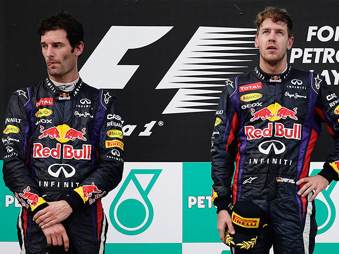 Гонщики Формулы-1, которые ненавидели друг друга