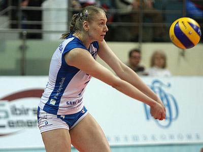 Благотворительный волейбол