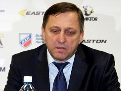 Игорь Аверкин – о сезоне ВХЛ-2012/13