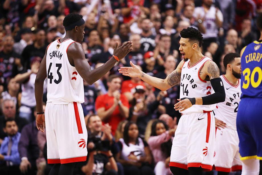 «Торонто» — «Голден Стэйт» — 118:109. Финал НБА