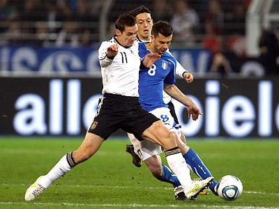 Немцы выигрывают всегда, но не у Италии