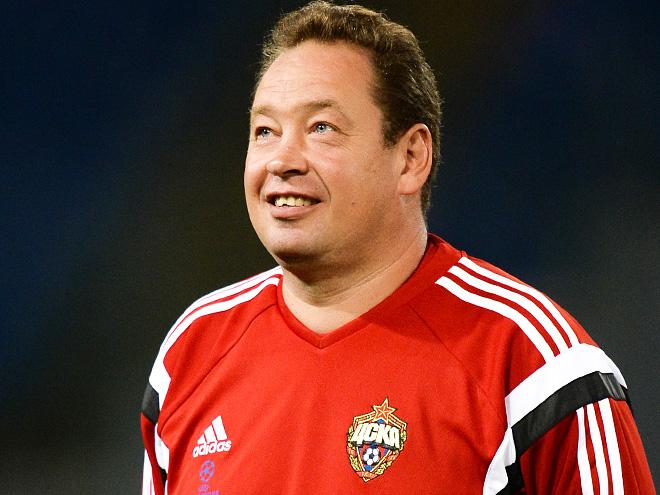 Слуцкий и Щенников - о матче ЦСКА с «Баварией»