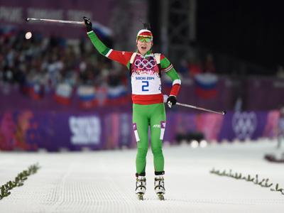Дарья Домрачева