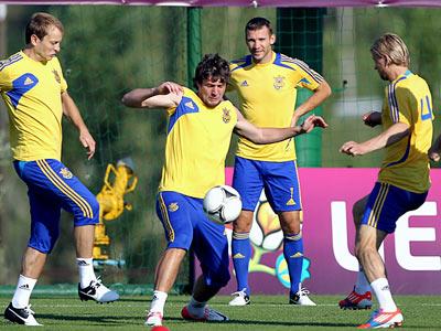 Экс-защитник сборной Украины - о матче с Англией