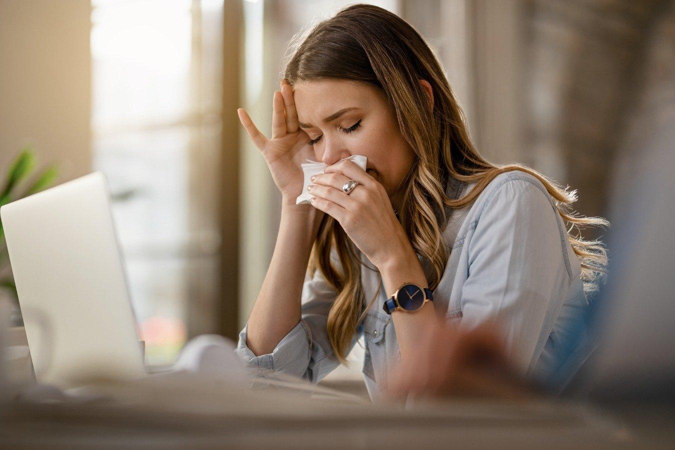 Какие продукты не стоит есть при аллергии?