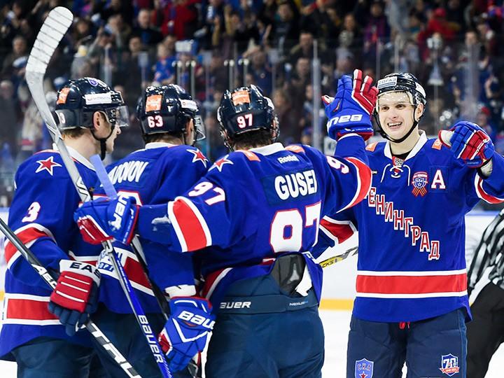 От «Салавата Юлаева» до СКА. Самые играющие команды в истории КХЛ